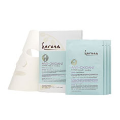 karuna anti-oxidant face mask