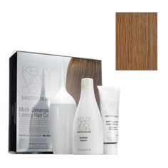 kelly van gogh® master blend™ multi-dimensional luxury hair colour (6V dark cool blonde)
