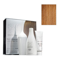 kelly van gogh® master blend™ multi-dimensional luxury hair colour (6G dark golden blonde)