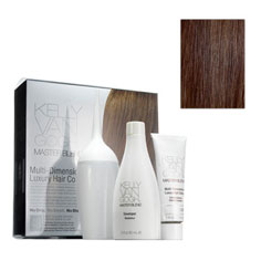 kelly van gogh master blend multi-dimensional luxury hair colour (4V light cool brown)