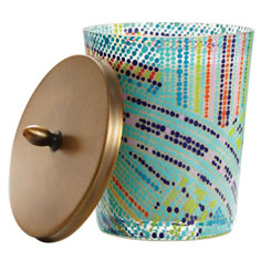 illume large boho candle – oceano 14.1oz