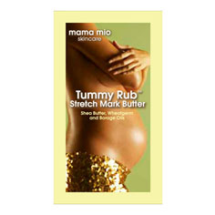 gift: tummy rub stretch mark butter