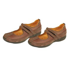 Z7 footwear serenity (brown)