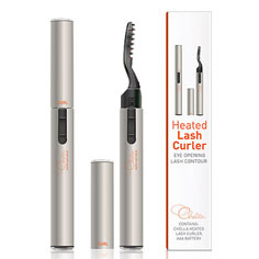 chella heated eyelash curler