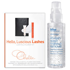 bliss + chella lush lash kit