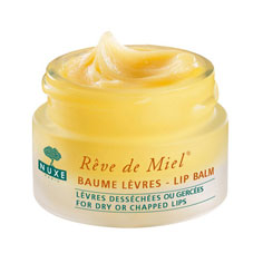 nuxe rve de miel lip balm