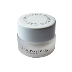 gift: omorovicza instant plumping cream
