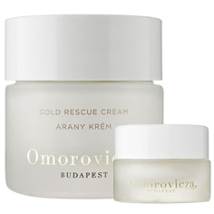 omorovicza gold rescue cream mega+mini set