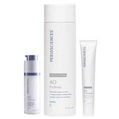 periosciences antioxidant oral care system – white care