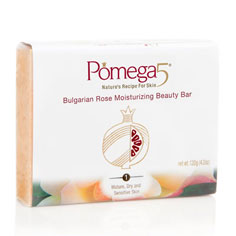 bulgarian rose moisturizing bar