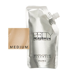 Prtty Peaushun Skin Tight Body Lotion travel size (glow)