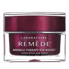 laboratoire rem&egrave;de wrinkle therapy eye baume