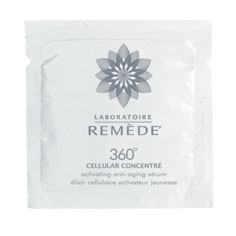 GOODIE: remède 360° cellular concentré packette
