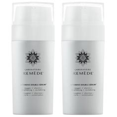 laboratoire rem&egrave;de intensive double s&egrave;rum set of 2