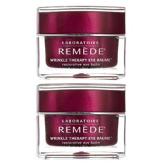 laboratoire remède wrinkle therapy eye baume set of 2