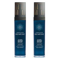 laboratoire remède alchemy moisture émulsion set of 2