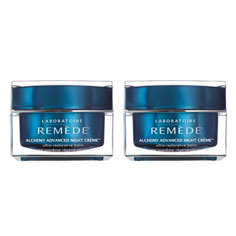 laboratoire remde alchemy advanced night crme set of 2