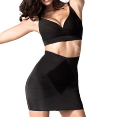resultwear stella half slip (black)