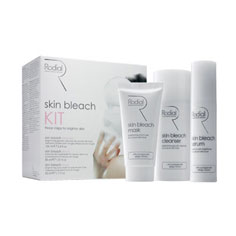 rodial skin bleach kit