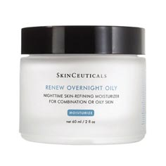 skinceuticals renew overnight oily 60ml