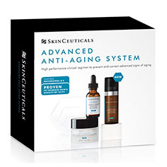 skinceuticals advanced anti-aging skincare system