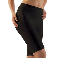 farmacell classic cellulite smoothing shorts (black)