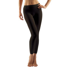 farmacell cellulite smoothing leggings (black)