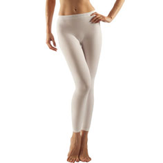 farmacell massaging leggings (white)
