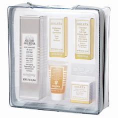 sisley essential anti-aging care discovery kit