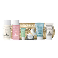 gift: sisley discovery kit mini