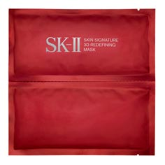 sk-II skin signature 3D redefining mask