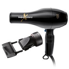 supersolano 232 X with 2 in 1 dryer attachment