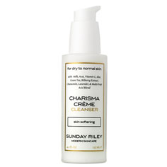 sunday riley charisma crème cleanser