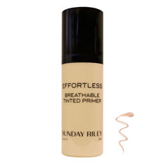 sunday riley effortless breathable tinted primer (medium)
