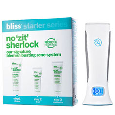 bliss + tria blemish be gone set