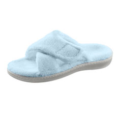 orthaheel relax slipper (light blue)