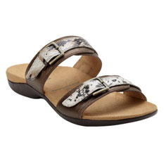 dr. weil integrative footwear mystic II sandal (bronze)