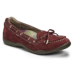 dr. weil integrative footwear discovery shoe (wine)