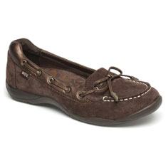 dr. weil integrative footwear discovery shoe (chocolate)