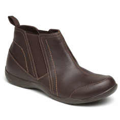 dr. weil integrative footwear wisdom boot (brown)