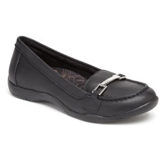 dr. weil integrative footwear evolution loafer (black)