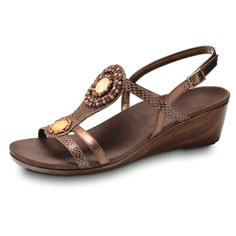 orthaheel kelly sandal (bronze)