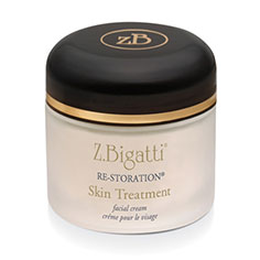 z. bigatti re-storation cream 8oz.