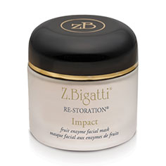 z. bigatti re-storation impact fruit enzyme facial mask