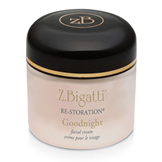 z. bigatti re-storation goodnight facial cream