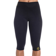 zaggora hotpants 2.0 long black