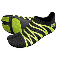 ZEMgear 360 ninja split toe low (black/lime)