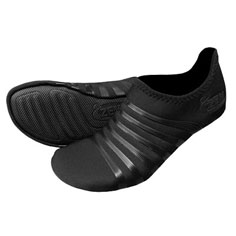 ZEMgear playa round toe low adult (black/black)
