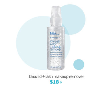shop bliss lid and lash makeup remover