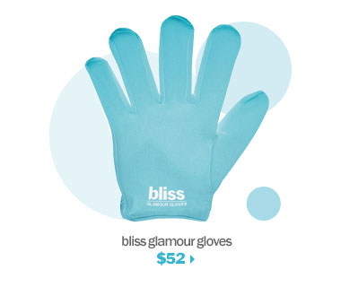 shop bliss glamour gloves